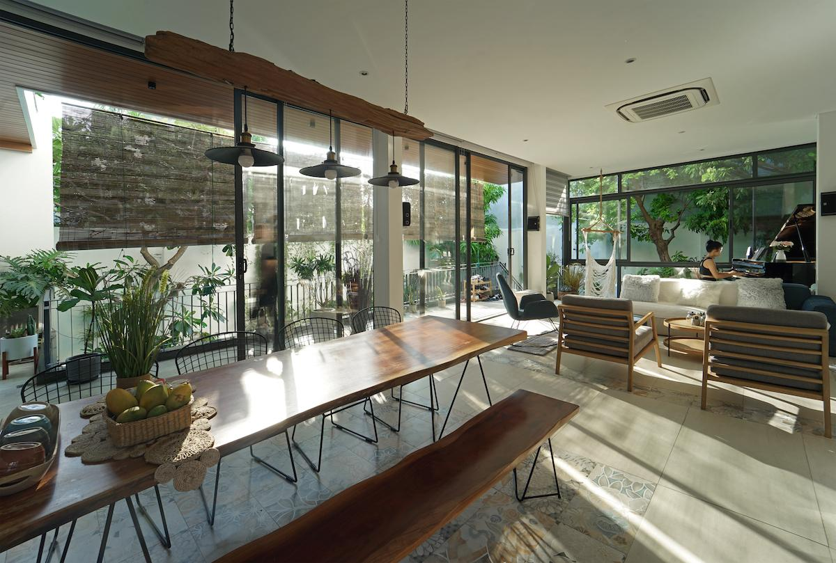 A picture containing indoor, window, building, porch  Description automatically generated