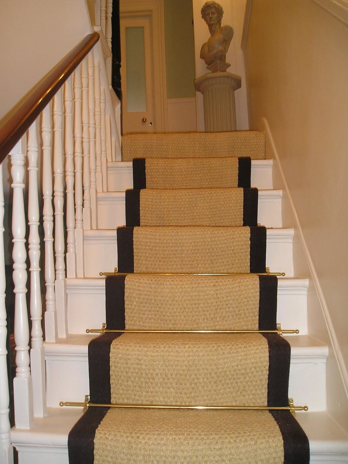 bleached coir stair carpet runner with brown border.jpg
