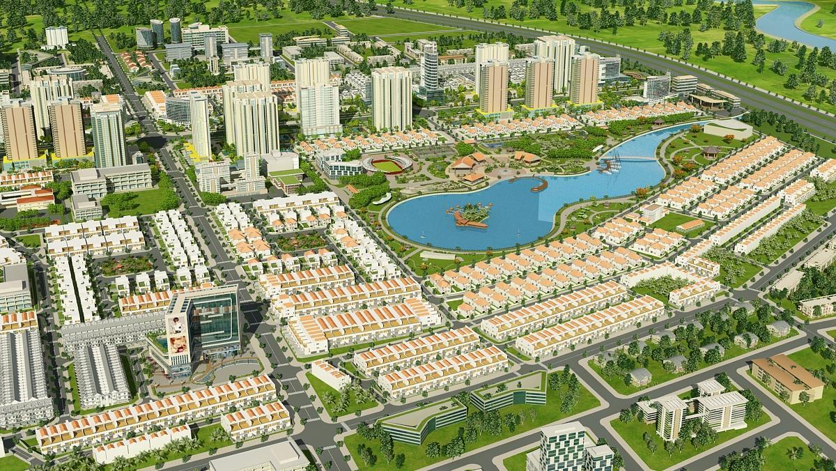Đông Tăng Long An Lộc có vị trí chiến lược trong phát triển kinh tế