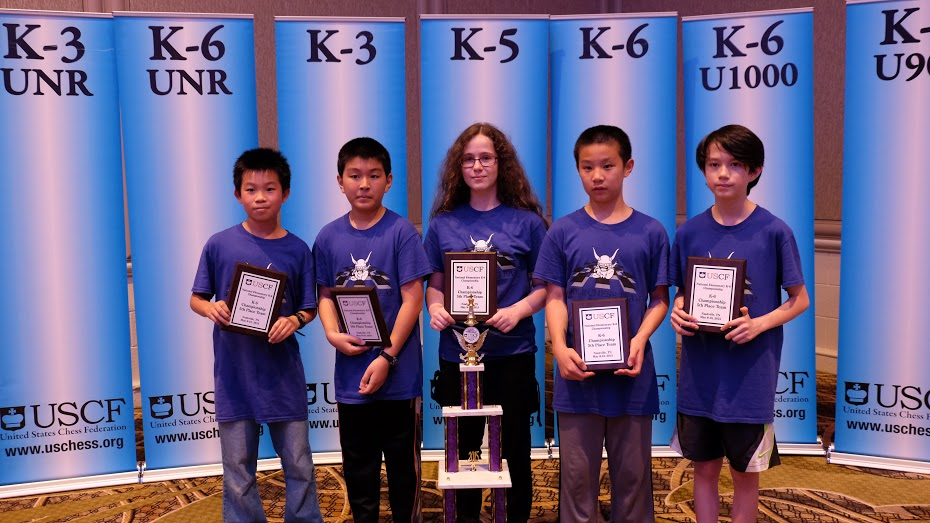 Chess Travel: Odle Middle School Chess Team Succeeds in Nashville