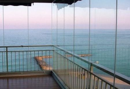 cortina de cristal para porches