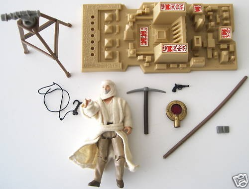 Image result for indiana jones arab figure""