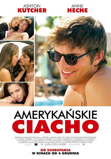 Polski plakat filmu 'Amerykańskie Ciacho'