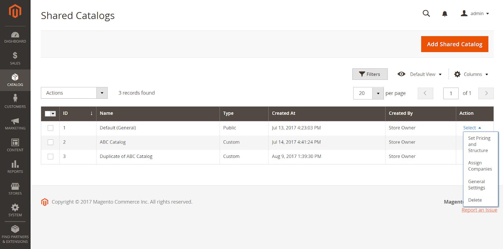 shared-catalog-management