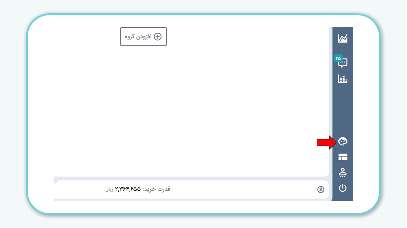 پشتیبانی آنلاین در ایزیتریدر