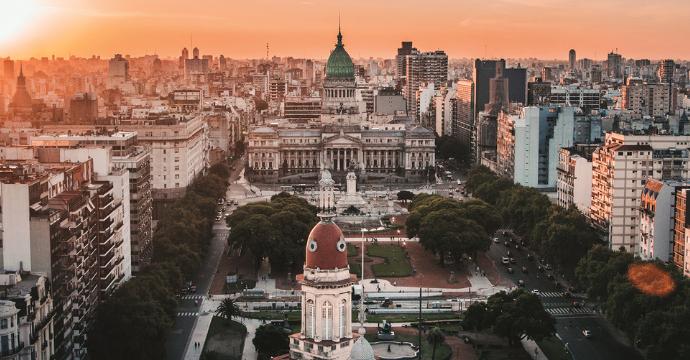 Buenos Aires: las ciudades más bellas de América del Sur