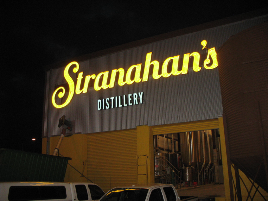 Stranahan's Distillery and Tours Denver