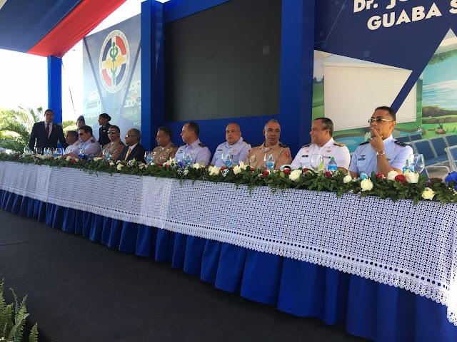 FARD inaugura áreas pediatría  y salud mental Hospital Militar Ramón de Lara