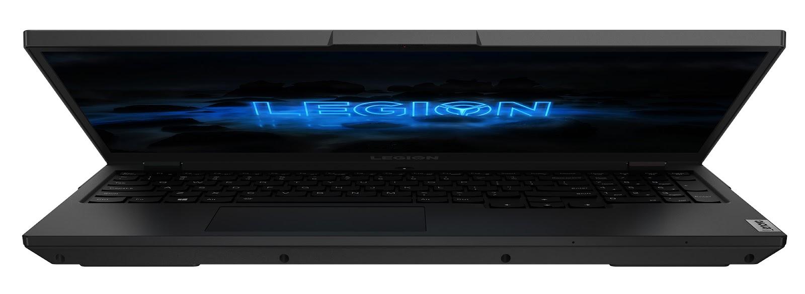 Фото 1. Ноутбук Lenovo Legion 5 15IMH05H Phantom Black (81Y600CXRE)