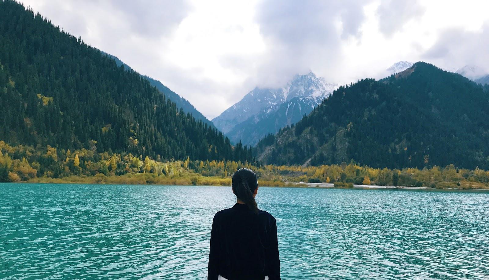 issyk lake kazakhstan
