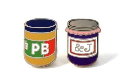 PB& J Pins