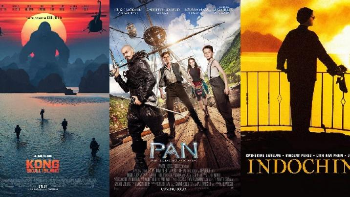 Famous filming locations in Vietnam