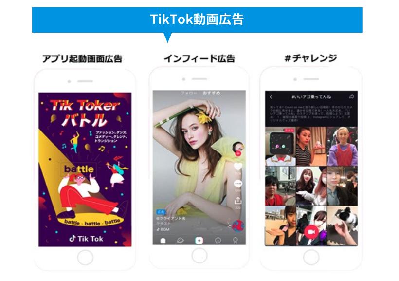 TikTok動画広告