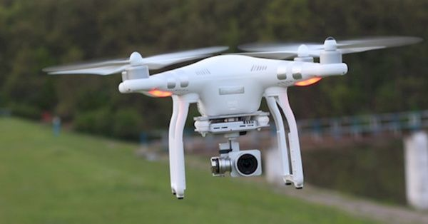 Drones will continue to be an unstoppable trend