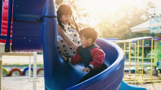 Playground Etiquette-image