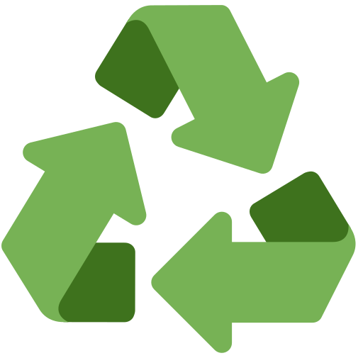 ♻️ Recycling Symbol Emoji