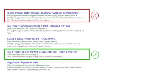 Tối ưu on-page với URL thân thiện với người dùng
