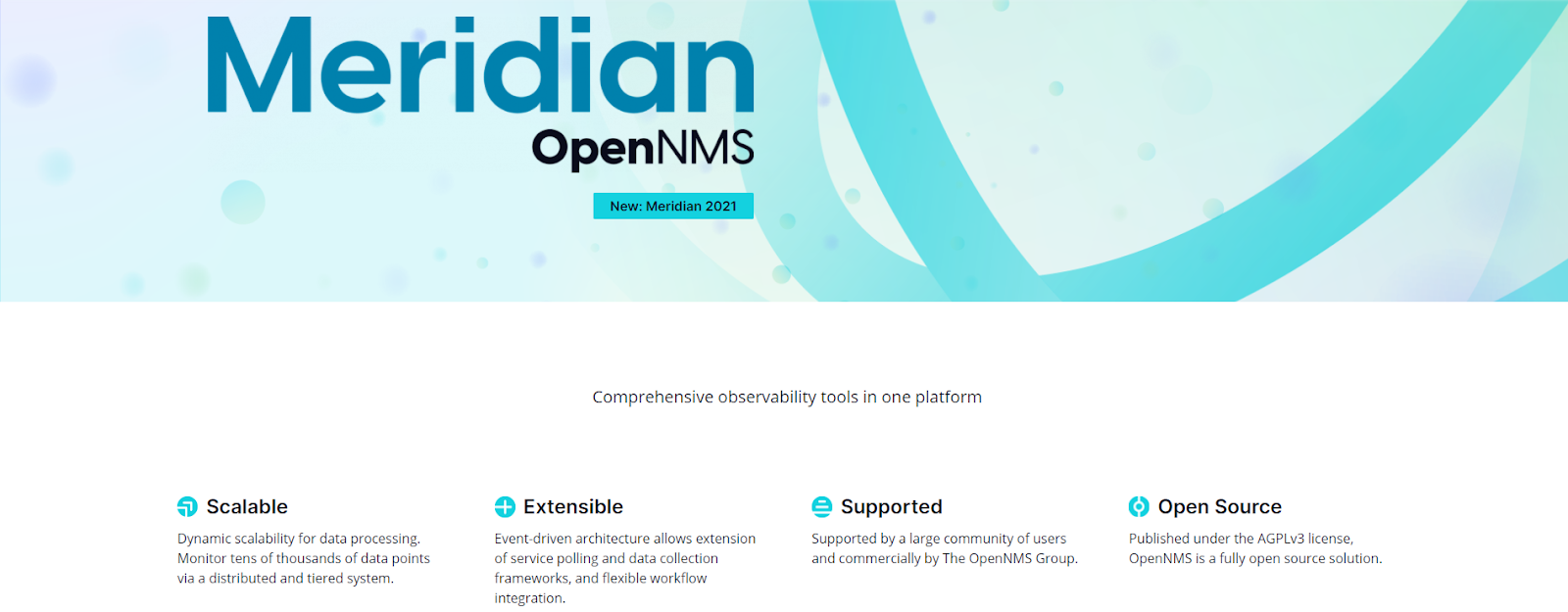 OpenNMS Network Monitoring Tool