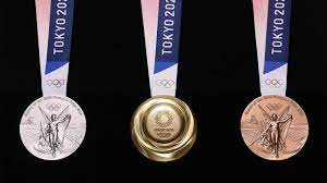 Designs of Tokyo 2020's recycled medals unveiled - Olympic News
