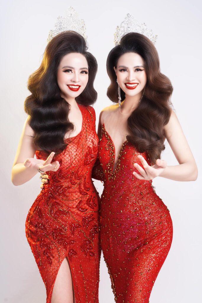 Cặp chị em CEO Đoàn Quyết – CEO Đoàn Chuyên được vinh danh Á hoàng doanh nhân Magic Skin 2020 - Ảnh 3