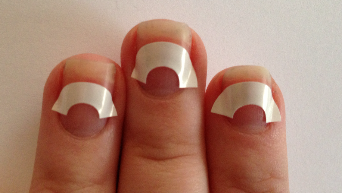French Tips at Home - Hawks Online