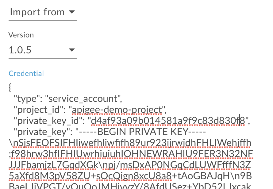 Using the Cloud Functions Extension securely - Apigee Community