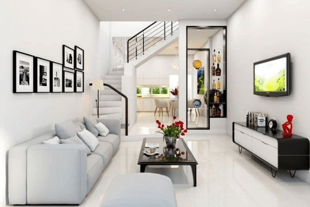 Bật mí những nội thất góp phần decor phòng khách đẹp