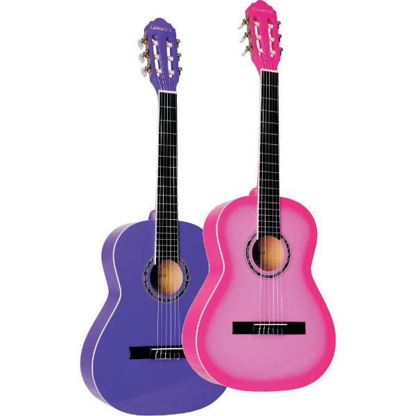 Guitarra Giannini Start - N6 para niños