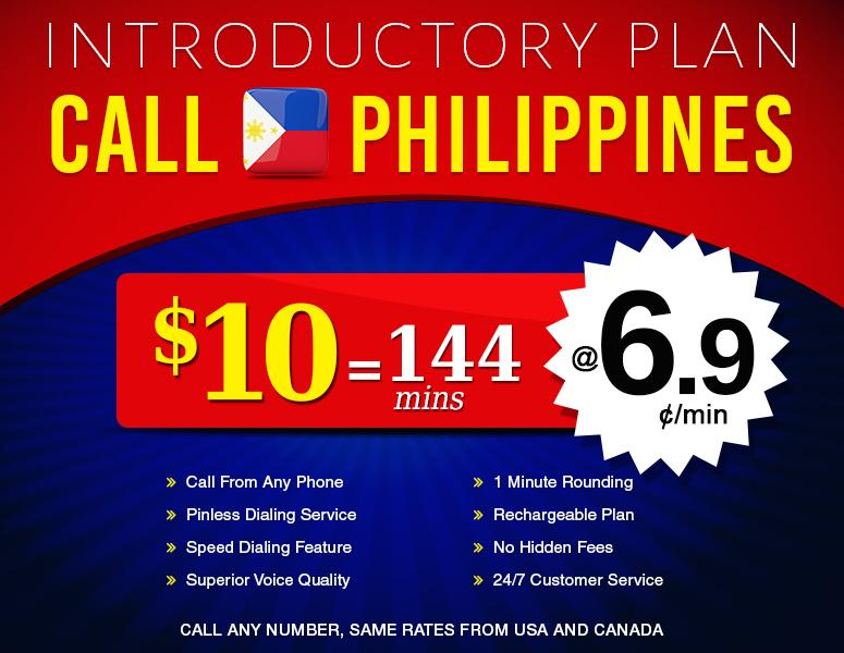 Call Philippines   Philippines Calling Card   Cheap Calls to ...