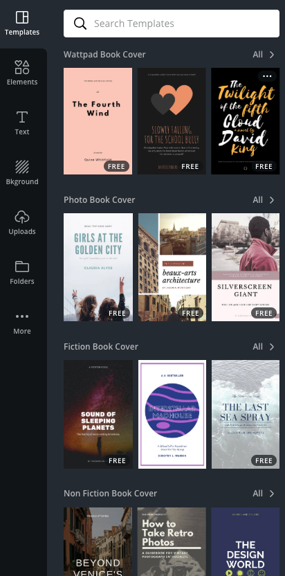 Using Canva For Your Cover | Lulu Blog