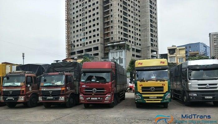 Thế mạnh của dịch vụ cho thuê xe tải 19-20 của MidTrans