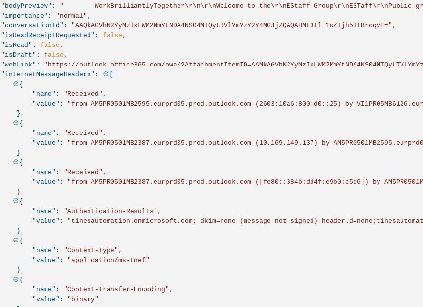 Automate the Analysis of Email Headers Using Tines io