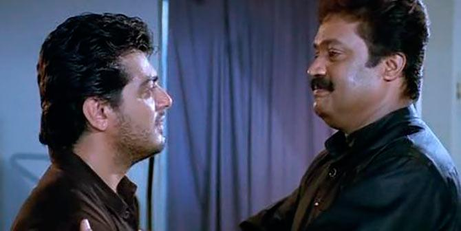 Image result for dheena tamil movie scenes