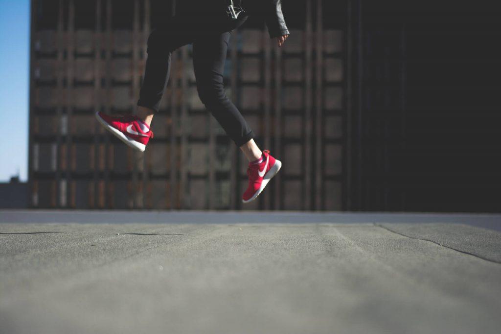 estrategia de contenidos de Nike