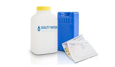 quality water treatment test