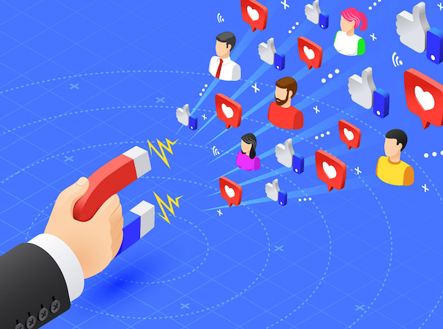 Tăng like facebook giúp chủ shop kinh doanh tăng khả năng chốt đơn