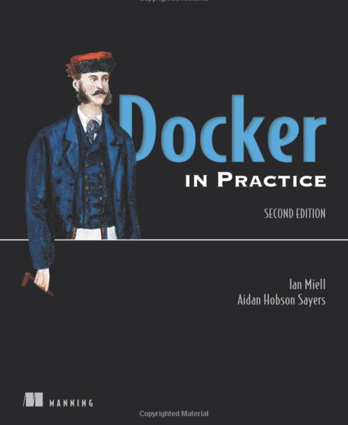 Docker in Practice Book Cover