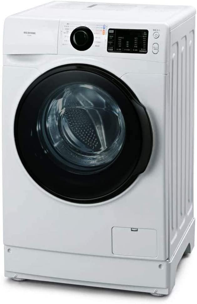 アイリスオーヤマ洗濯機ドラム式