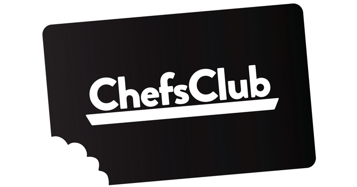 Empreendedor brasileiro: Ilustração do cartão Chef's Club