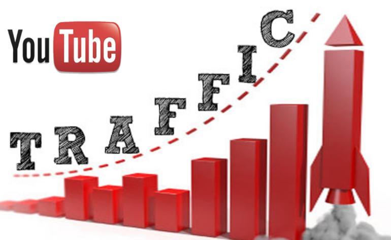 Tăng link bằng Youtube