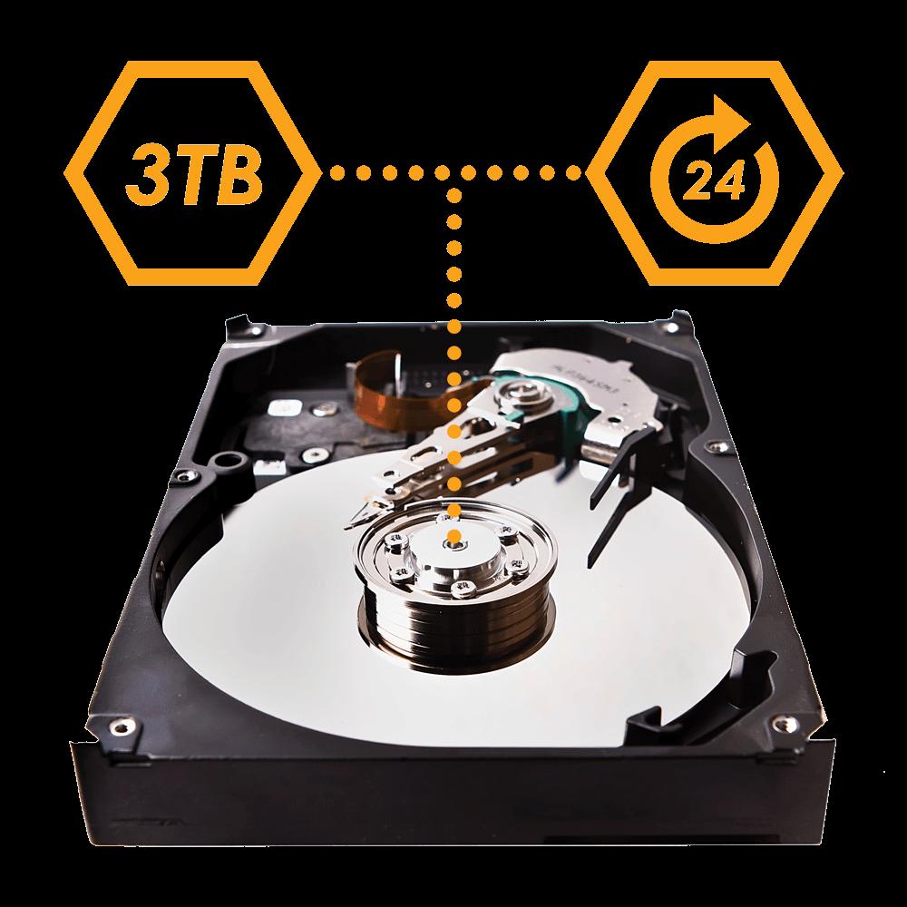 hard drive MPX