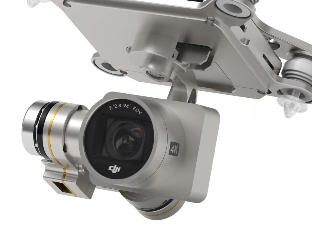 DJI Phantom 3 drone camera