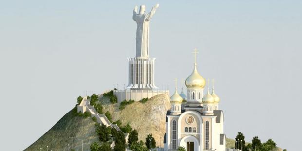 Nga dự định xây tượng Chúa Giê-su khổng lồ trên địa điểm trước đây dành cho Lê-nin