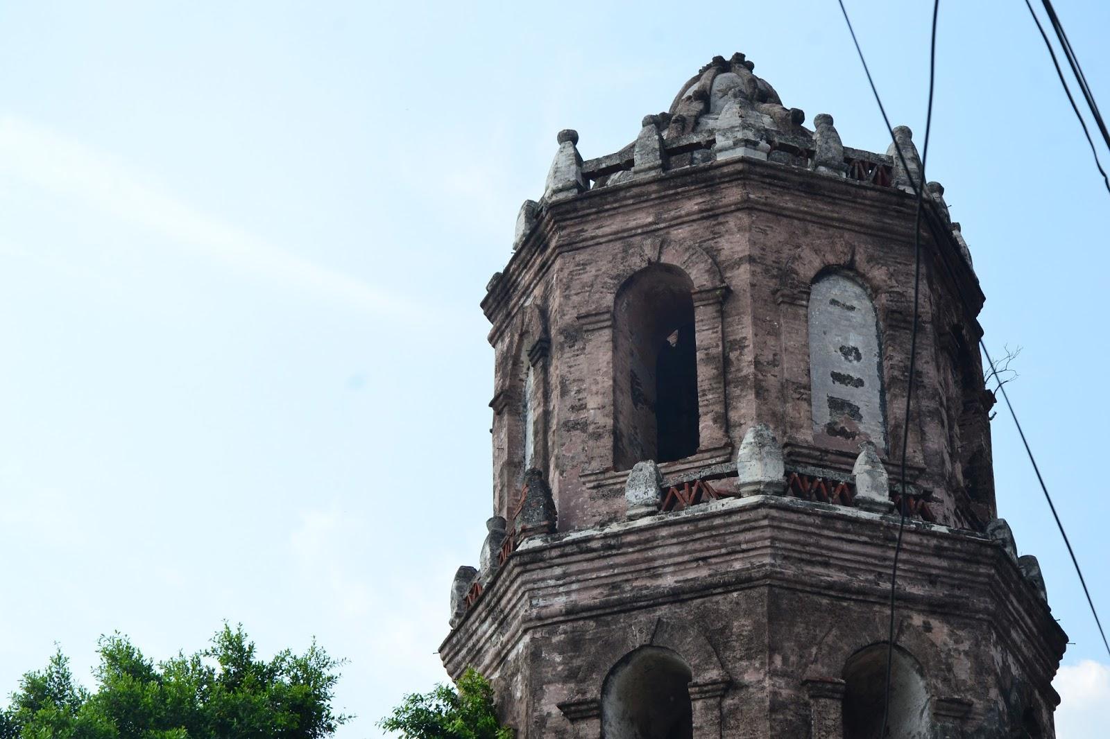 Belfry Of Recoletos Church