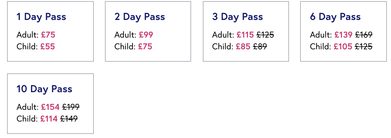 Review of the London Pass   Should you buy it or not