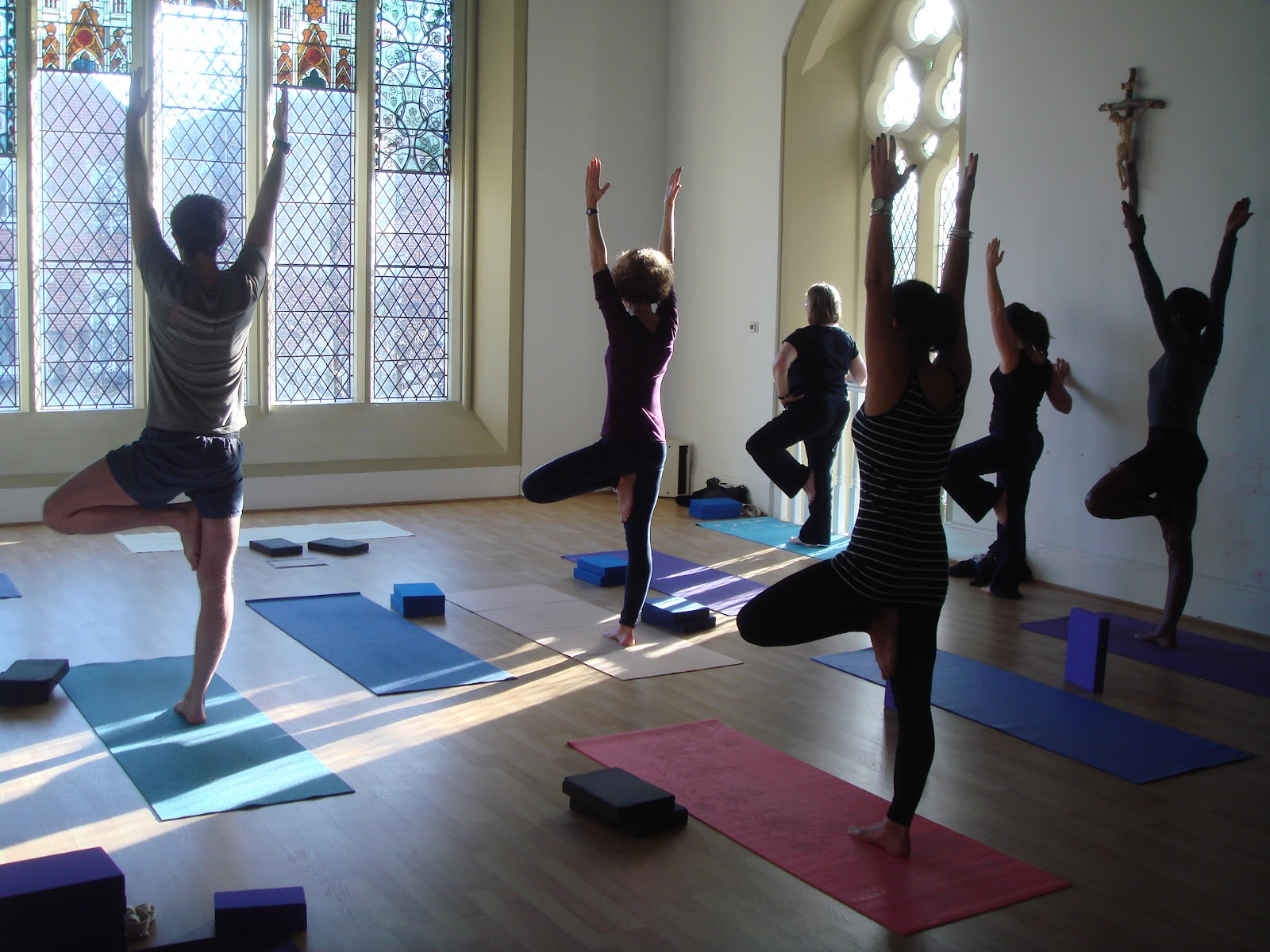 GoSweat The Best London Yoga Classes | Iyengar Yoga Forest Hill