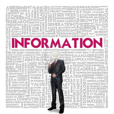Too Much Information | Liainfraservices