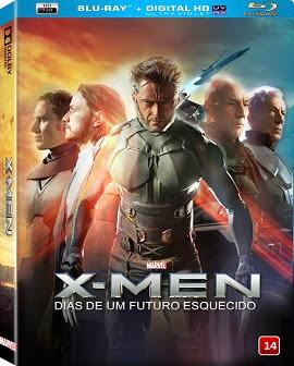 X Men: Dias de Um Futuro Esquecido   Torrent BRrip Blu Ray 1080p + 720p Dublado