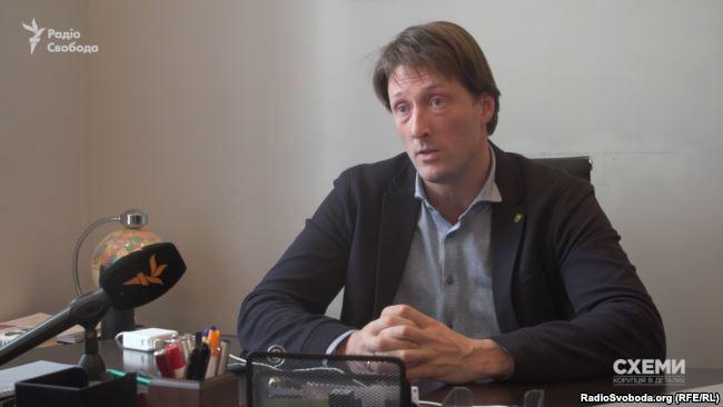 Заступник голови Всеукраїнської аграрної ради Михайло Соколов