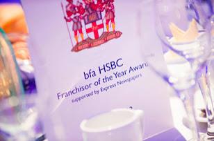 bfa HBSC Franchisor of the Year Awards 2014